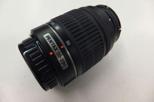 Pentax DA-L 50-200 mm Objektiv für Pentax Digital SLR Neuware