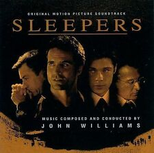 Sleepers Motion Picture Soundtrack by John Williams (CD-1996 Warner Bros) SEALED