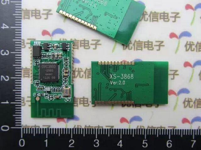 DZ356 Xs3868 bluetooth stereo audio module control chip ovc3860 bluetoot 1pcs