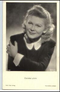 1950-60-Portraet-AK-Film-Buehne-Theater-Schauspielerin-CARSTA-LOCK-Foto-Verlag