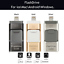 Indexbild 2 - 256GB i Flash Drive USB-Stick 2.0 Memory Stick 3 in 1 für Android IOS PC iPhone