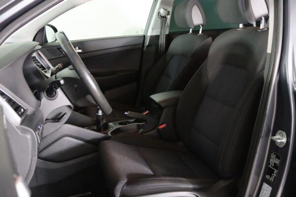Hyundai Tucson 1,7 CRDi 115 Trend billede 4