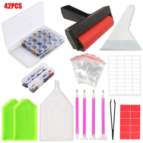Box Point Drill Pen Diamond Painting Tool Jewelry Accessories Cross Stitch Kits