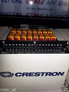 CRESTRON-CNXRY-16-16-RELAY-CONTROL-CARD-RACK2-PRO2-AV2