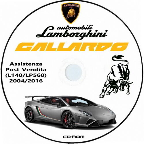 Lamborghini GALLARDO L140 e LP560.Lamborghini SERVICE all MODELS.
