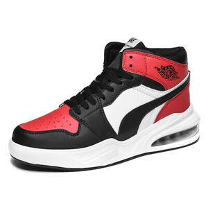 Mens-Sneakers-Outdoor-Athletic-Running-Jogging-Skateboard-Basketball-Tide-Shoes
