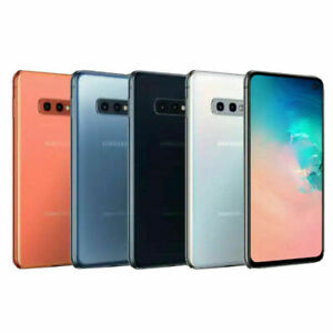 Samsung Galaxy S10E SM-G970U1 - 128GB Factory (Unlocked) A