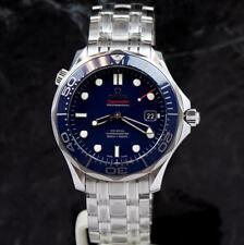 bnib OMEGA SEAMASTER Diver BLUE CERAMIC 300m 41mm~ 212.30.41.20.03.001 ~WARRANTY