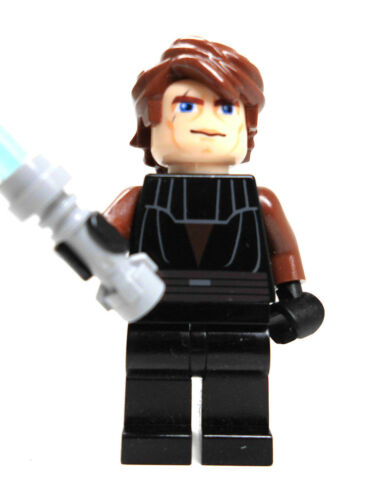Lego Star Wars Figur Anakin Skywalker aus 7669 8037 7675 8098 7931 9515 7680