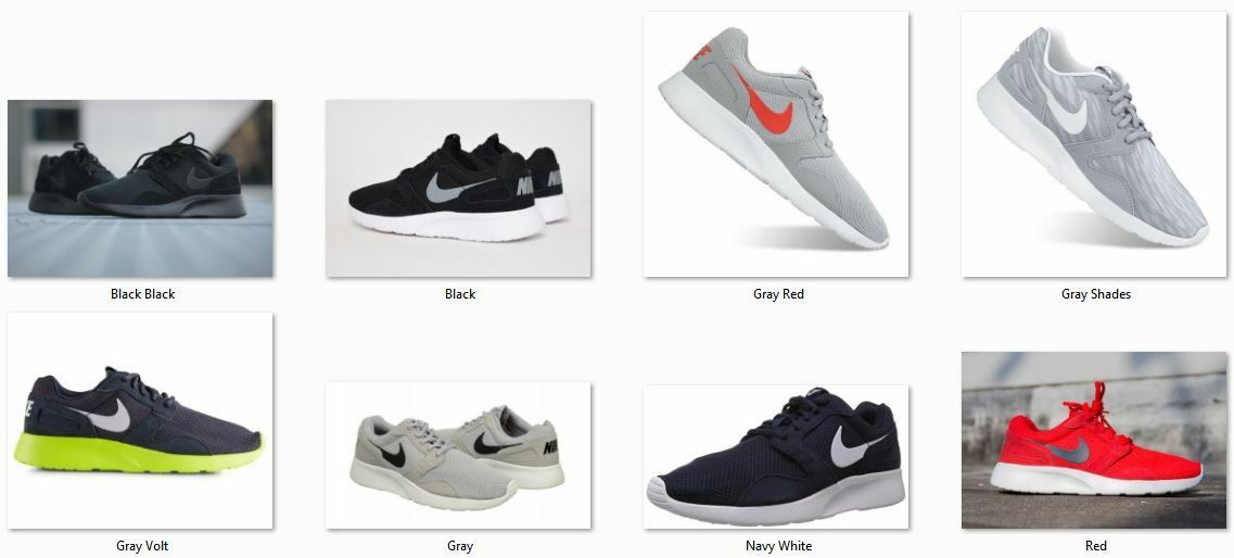 NIB Men's Nike Kaishi Run Tanjun Shoes Experience Rosche Choose Color and Size