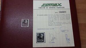 EDIFIL-N-1090-CERTIFICADO-EXPERTOS-COMEX-DE-LUJO-OFERTA-ESPECIAL-VC-1060