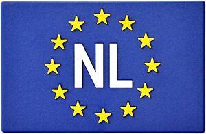Euro-Holland-Europa-Niederlande-Emblem-NL-Aufkleber-3D-Flagge-HR-Art-19162