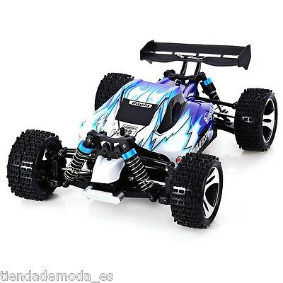 Wltoys A959 2.4G 1/18 4WD Electric RC Racing Car Off-Road Remote Control 45km/h