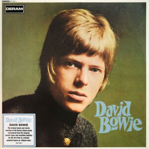 DAVID-BOWIE-DAVID-BOWIE-2x-180-gram-Vinyl-LP-Mono-amp-Stereo-Versions-NEW