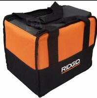 New Ridgid Contractors Tool Bag 17x5x9 Impact or Drill Driver for R86034 R86008 Tools and Accessories on Sale