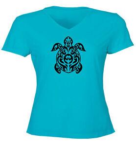 Sea-Turtle-Shirt-Juniors-Girl-Women-Tee-T-Shirt-Ocean-Green-Turtle-Lovers-Gift