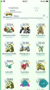 Tier-2-Pokemon-Go-Accounts-3-shiny-20-legendary-Exclusive-starter-account