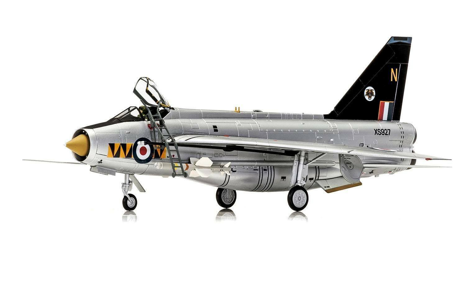 CORGI AA28402 1 48 English Electric Lightning F6 XS927 les tigres-Esron 74