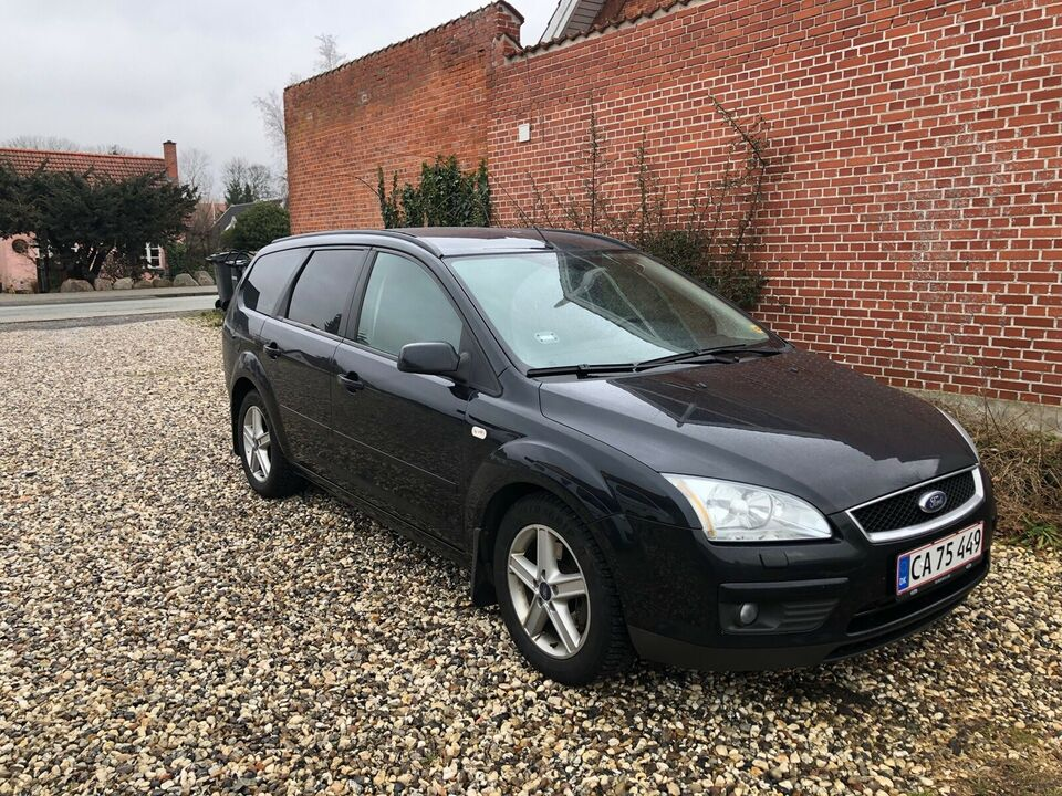 Ford Focus, 1,8 TDCi Trend Collection stc., Diesel