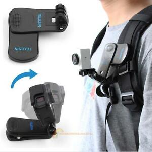 360-Rotary-Backpack-Belt-Clip-Clamp-Mount-for-Gopro-Hero-5-6-Yi-4K-Accessories