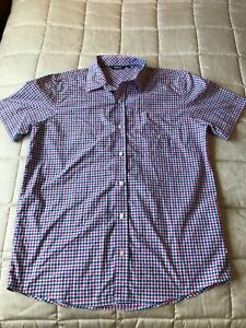 Details about Rohan Men's Worldview Shirt Size Medium With Dynamic Moisture  Control