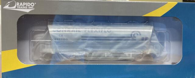 HO Rapido 133007-1 ACF Flexi-Flo Hopper Conrail Billboard Repaint 897700