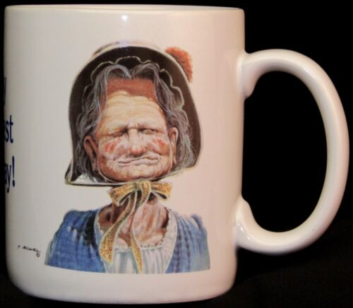 FREE SHIPPING! New and Vintage FUNNY Ceramic Coffee Mugs  LOL!!