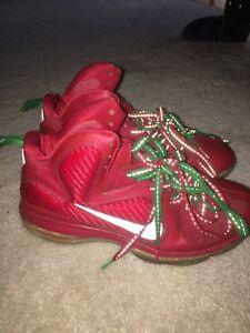 Lebron 9 Christmas | eBay