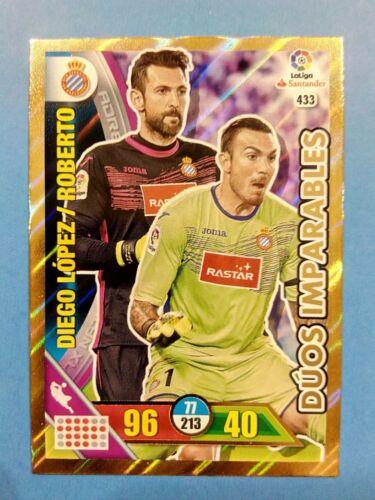 Duos Imparables Adrenalyn XL La Liga 2016//2017