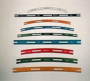 Tracksetta-OO-HO-Various-Track-Templates-Straights-amp-Curves-amp-Full-Set
