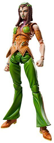 Super Action Statue Statue Statue 73 Ermes Costello Hirohiko Araki Specify Coloreeee Ver. Figure 26d575