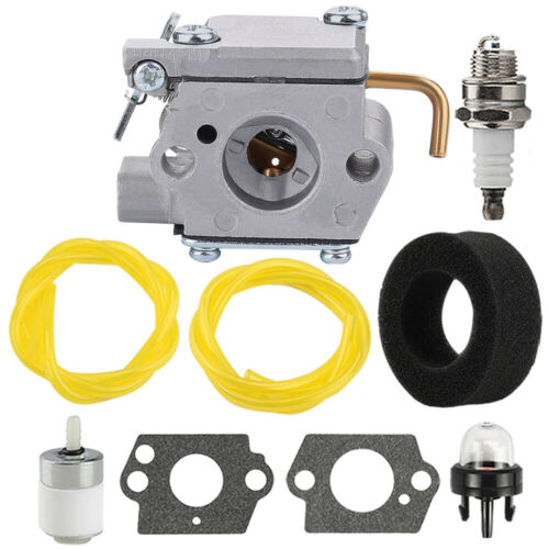 Carburetor Kit for Craftsman 316.292620 2-Cycle Mini-Tiller And Cultivator