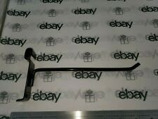 Gloss Black 8 Grid Wall Hook