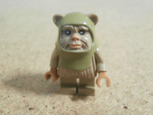 LEGO Minifig Star Wars Ewok Warrior Neuf