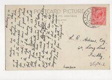 Mr L R Adams Long Lane Finchley London N3 1933 300a