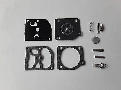 motorsäge Vergaser Membran+Reparatursatz passend Stihl 025 MS250 Walbro