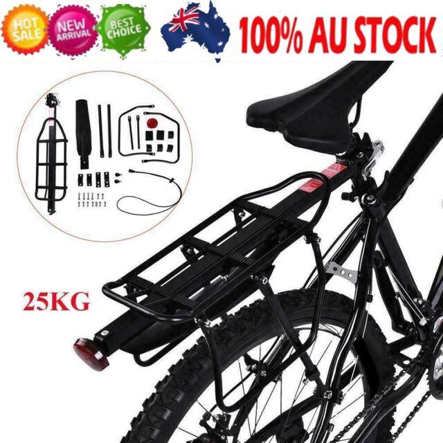 MTB Bike Cycle Rear Shelf Bicycle Rear Seat Luggage Carrier Cycling Back Rack