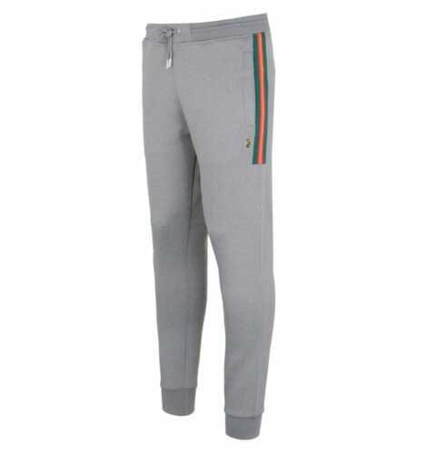 Luke 1977 uomo buono come oro Poly Pantaloni sportivi Mid screziato grigio
