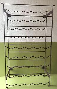 casier a bouteille metal pour cave rangement pour 45. Black Bedroom Furniture Sets. Home Design Ideas