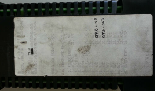 EUROTHERM 815S TEMPERATURE CONTROLLERS RTS0352.32