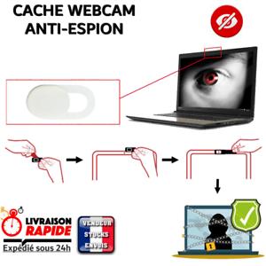 Cache webcam Sticker Cache Webcam Camera protection ordinateur tablette espion