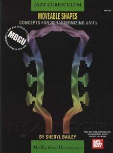 Rechercher Des Vols Jazz Curriculum Meubles Formes Guitar Tab Corde Musique Livre Sheryl Bailey-afficher Le Titre D'origine