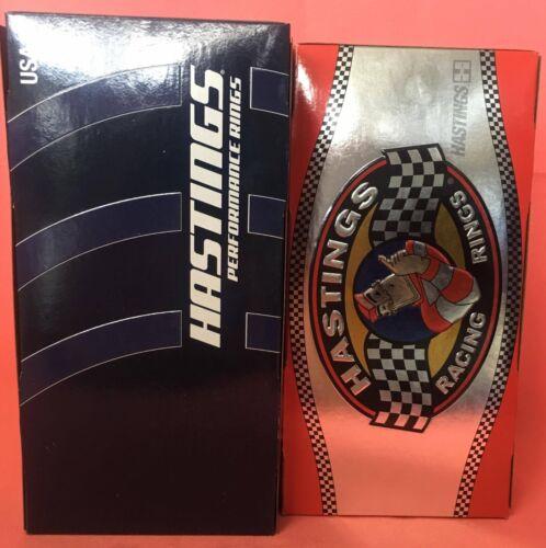 Hastings Racing Piston Rings 84mm STD B16 B18 B20 Honda Acura For YCP Pistons