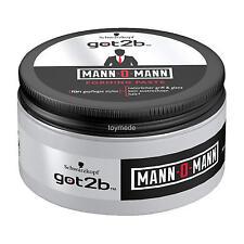 Schwarzkopf got2b Mann-o-Mann Forming Paste Glanz & Halt 100 ml