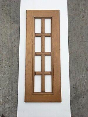 Harvard Solid OAK KITCHEN BASE SHAKER DOOR 495X1060mm Larder Pantry Door