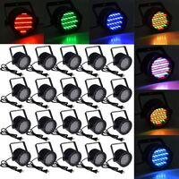 20pcs 86 Rgb Led Stage Light Par Dmx-512 Lighting Laser Projector Party Club Dj on sale