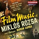 The Film Music of Miklos Rozsa by BBC Philharmonic Orchestra/Rumon Gamba (CD, Mar-2014, Chandos)