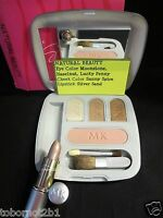 Mary Kay Signature Custom Compact Filled Natural Beauty Eye Cheek Lip Brush