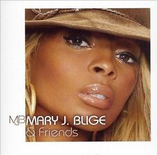 Mary J. Blige & Friends [Circuit City Exclusive] by Mary J. Blige (CD, Nov-2006,