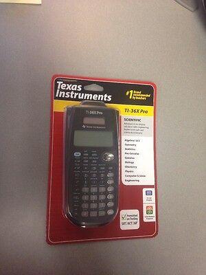 TI-36X Pro Scientific Calculator by Texas Instruments, New